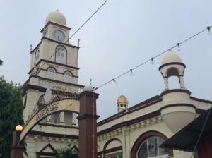 The oldest mosque in Kota Bharu